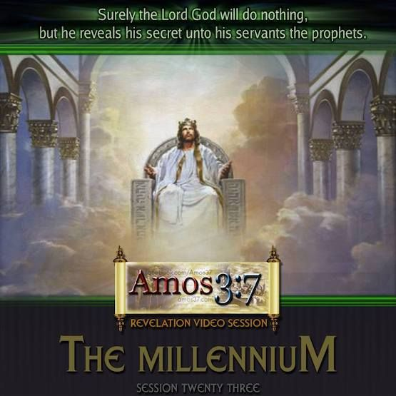 46 best revelation bible study images on pinterest bible studies revelation session 23 the millennium video commentary notes pdf and links the fandeluxe Images