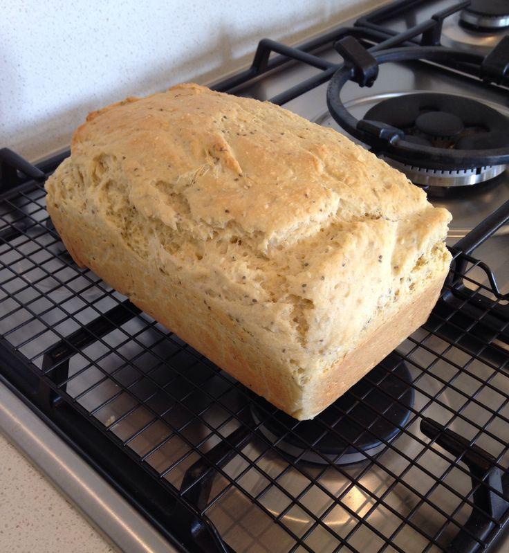 Thermomix gluten free bread