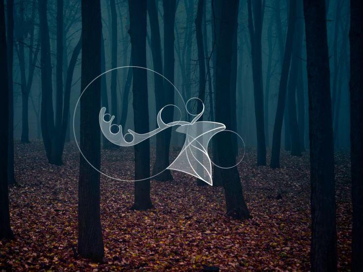 Deer – Logo Animal