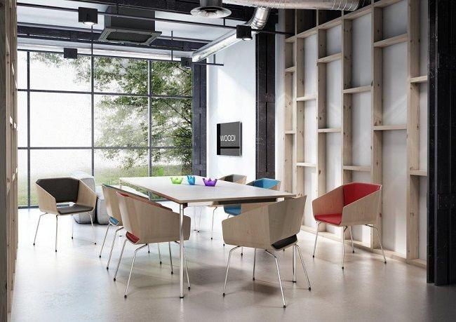 Brand new chair  WOODI, SITAG