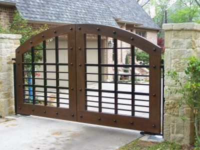 Home gates simple gate design with modern design for Simple gate designs for homes