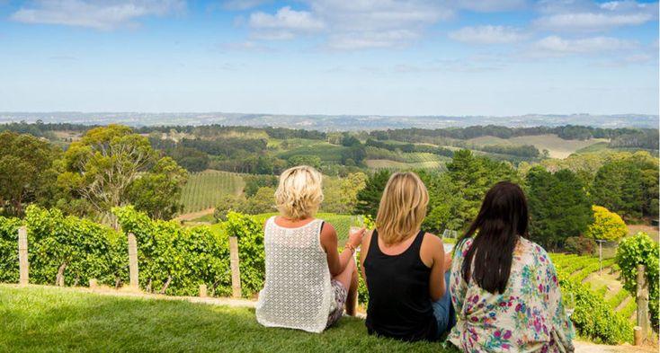 Adelaide Hills Wine Region. Crush Festival. Explore. Eat. Drink. InDaily.