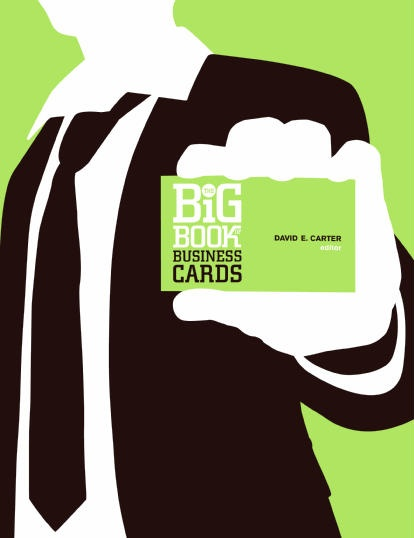 big book business card