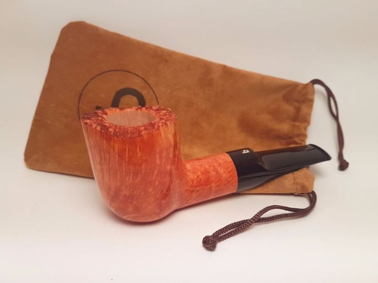 PIPA ITALIANA CHIARA LISCIA PASCUCCI, SMOKING BRIAR PIPE, PFEIFE