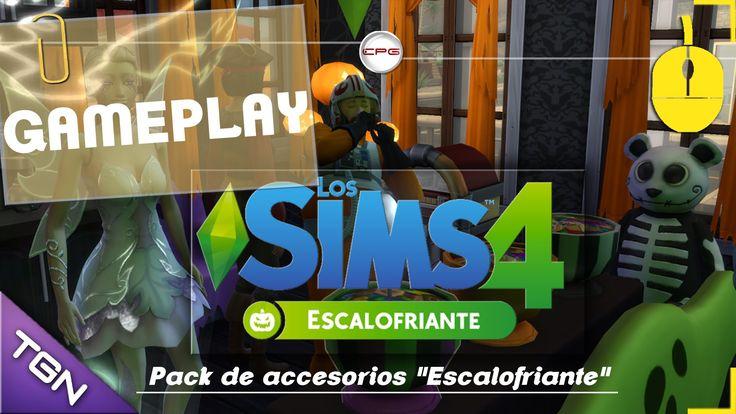 Los Sims 4 - Pack de accesorios Escalofriante