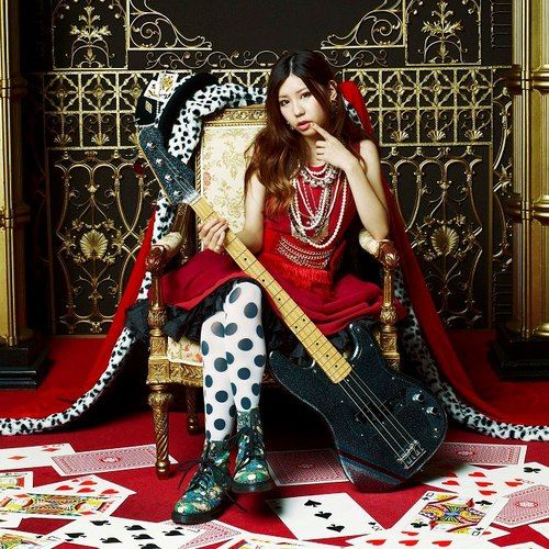 Tomomi☆ Ogawa | Tomomi Ogawa, known for both her full name or by her stage name TOMOMI, is a Japanese rock singer-songwriter and musician. She serves as the bassist and secondary vocalist of the Japanese rock band Scandal.