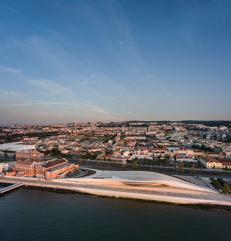 Portugal's MAAT could become the world's most exciting venue for art and architecture | Via The Architect's Newspaper | 4/04/2017 The Museum of Art, Architecture and Technology (MAAT) is a new exhibition space created for EDP, a Portuguese foundation in Lisbon. The building opened in October of 2016 and just created its first curated exhibition. I had an opportunity to visit its exhibit Utopia/Dystopia... #Portugal