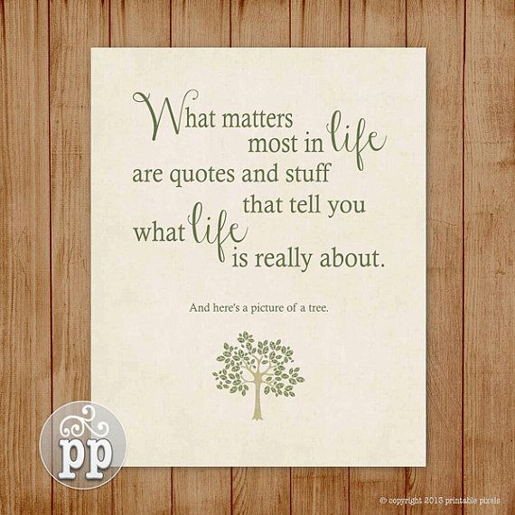 What Really Matters In Life Quotes: What Matters Most In Life Are Quotes And Stuff. QuotesGram