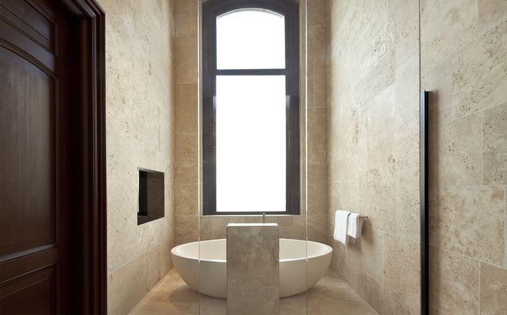 #ConservatoriumHotel #luxuryhotel #hotel #spa #bathroom #suite #hospitality #Amsterdam #marble #stone #bathtube #architecture #design #interiordesign