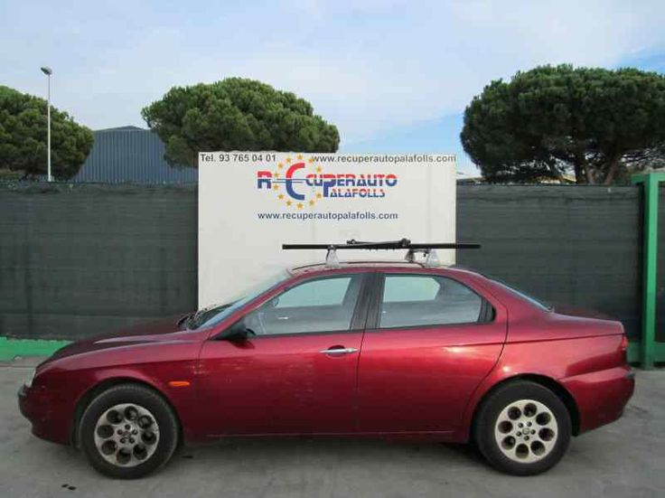 ALFA ROMEO 156 (116) 2.0 T.Spark Distinctive   (155 CV)     11.97 - 12.00