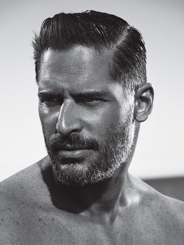 Joe Manganiello: How To Slick Back Hair. Menu0027s HairstylesCelebrity ...