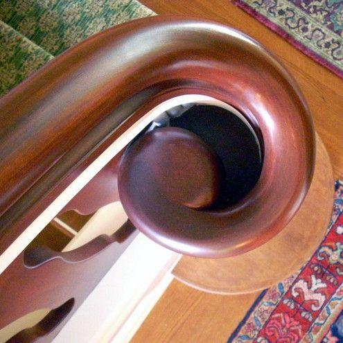 Custom Made Custom Handrail And Stair