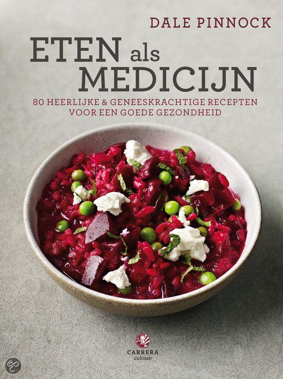 bol.com | Eten als medicijn, Dale Pinnock | 9789048818945 | Boeken