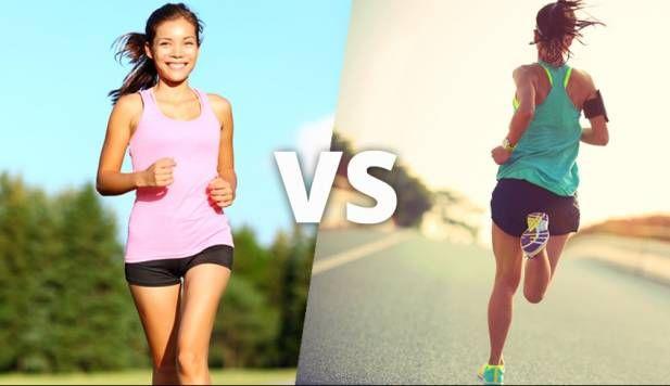 Running ou marche sportive, telle est la question… Quelle discipline offre le plus de bienfaits et laquelle est la mieux adaptée à nos besoins ? Eléments de réponse.