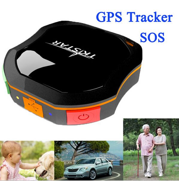 vehicle waterproof car mini pet gps tracking system tkstar gps tracker gsm for children parents pets
