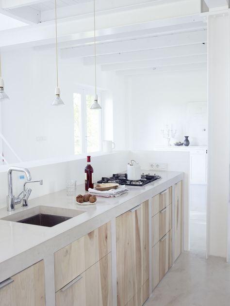 Die besten 25+ Rustikale hütten küchen Ideen auf Pinterest - tapete k che abwaschbar