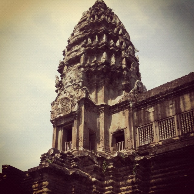 Angkor Wat #Temple worths a visit!!! #cambodia #southeastasia #asia #heritage