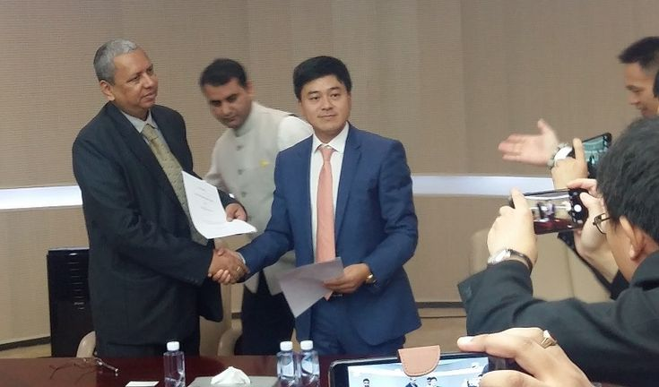New MoU's Worth Over USD 5 Billion Signed between the Government of Gujarat and Major Chinese Companies during Vibrant Gujarat Delegation Visit to China to Promote Cooperation and Business #VibrantGujaratGlobalSummit