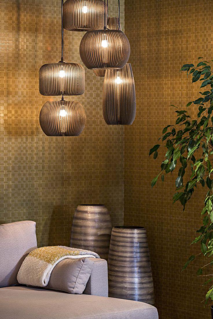 Lucent / Cosmopolitan Living / Ocre / Lighting / Loft / Interior / Decoration / Funiture / Dôme Deco
