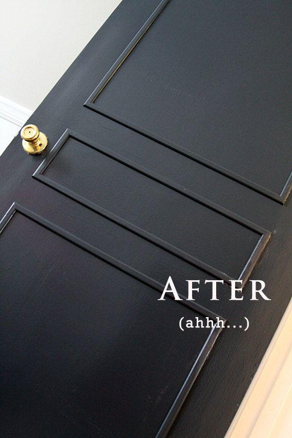 Coincé avec portes builder plain mais envie le look sur mesure de haut de gamme finition travaux ? Pas besoin dacheter de nouvelles portes de