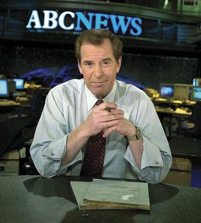 Peter Jennings was one of American television's most prominent journalists. His life was cut short by lung cancer at 67. He had such a distinctive voice. RIP