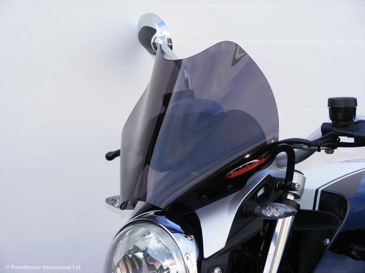 LIGHT SCREEN - BMW R1200R 06-12