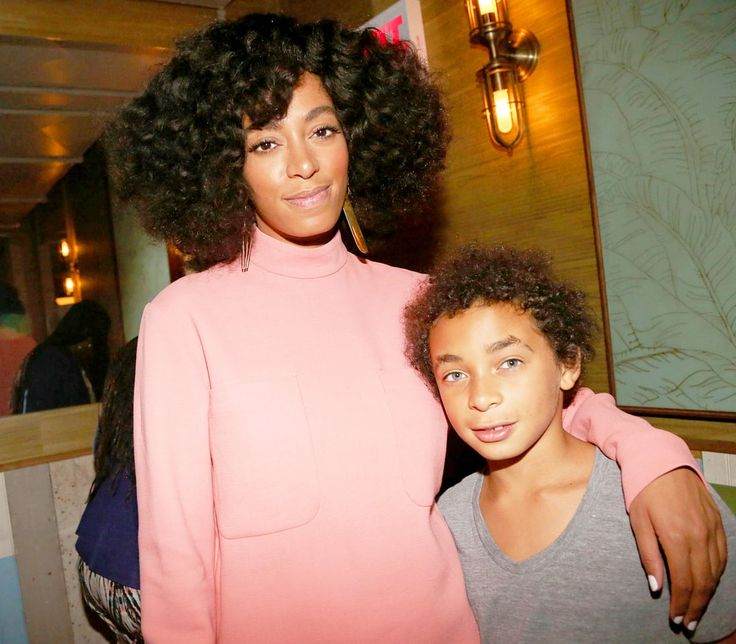 """Solange Knowles Slams Instagram Commenter Who Called Son Julez """"Ugly"""" - Us Weekly"""