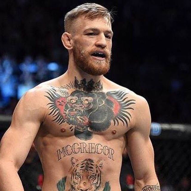 The Notorious takes home awards like he knocks down challengers. Big congrats to #TeamBSN athlete Conor McGregor for winning Charles 'Mask' Lewis Fighter of the Year at the 8th Annual Fighters Only World MMA Awards. Check out his acceptance speech here -https://youtu.be/m8NVPwzlyKo