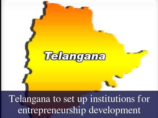 #Latest_Education_news  Telangana plans to set up institutions for Entrepreneurship development  Under the National Scheme on Entrepreneurship Development, the government of Telangana will set up various institutions for entrepreneurship development.   Re