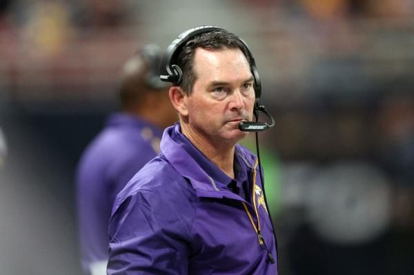 Mike Zimmer's absence hurt Minnesota Vikings in loss To Dallas Cowboys