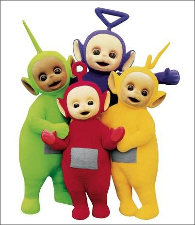 voice actors 4 pbs kids wild kraffts | 1997_-_Teletubbies.jpg