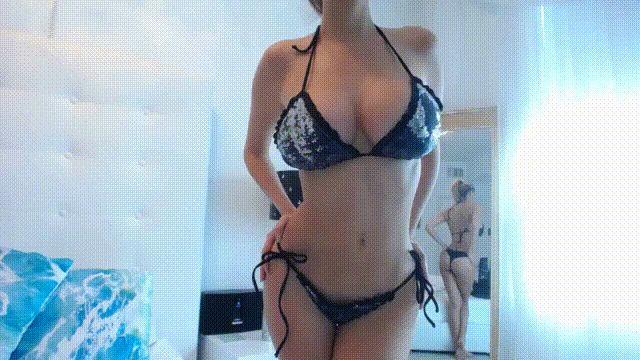 Exquisite Goddess - Bikini Worship - iWantClips