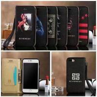 ジバンシー ギャラクシー S8/S8plusケース 手帳型 iphone7/7plus/6s/6splus/6/6plus カバー ストラップ付きカード入れ 人気カバー