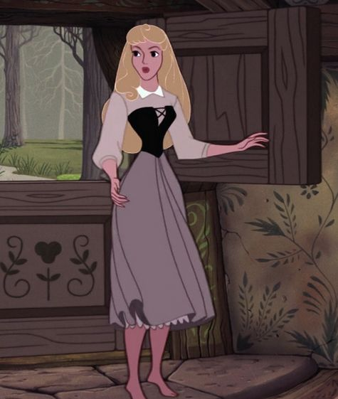 Basic Bitch Briar Rose. | A Definitive Ranking Of 72 Disney Princess Outfits