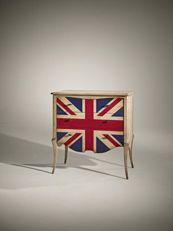 cassettiera 90x50x92 rovere #itesoricoloniali #cassettiera #amclasic #arredamento #casa #legno #classico #reggioemilia #inglese #flag #classic