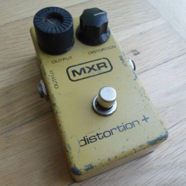 1978 MXR Distortion