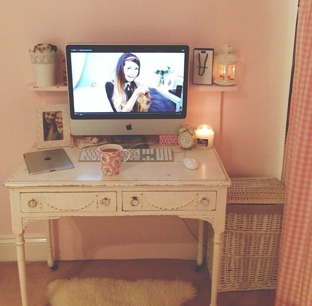 Up to date but vintage at the same time also zoella on for Room decor zoella