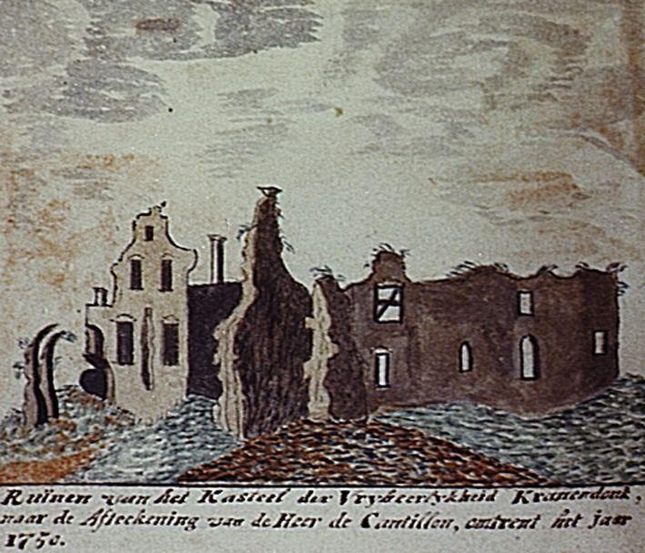 10281 Cranendonck/panden/kasteel Cranendonk ruine... | Zoek resultaat | Fotohistorisch
