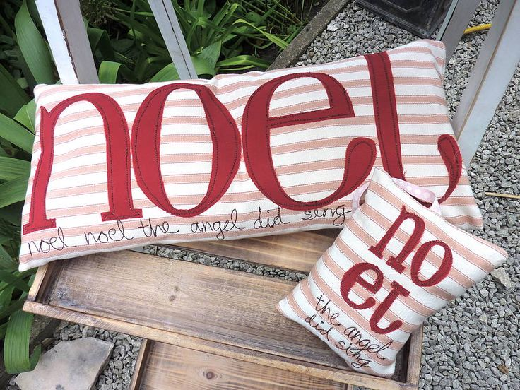 noel christmas cushions - Google Search