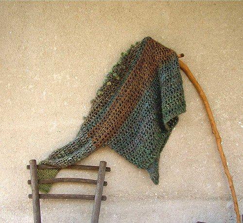 Pončo Na rybách
