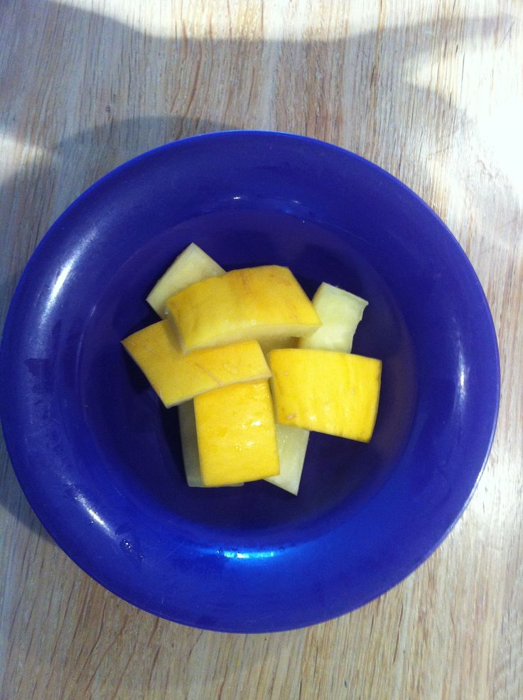 Day 31 - Colors and shapes :: eaten melons