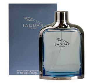 JAGUAR CLASSIC For Men 3.4 oz EDT Spray By JAGUAR