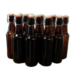 MAD MILLIE'S FLIP TOP BOTTLES 500ML - 12 BOTTLES
