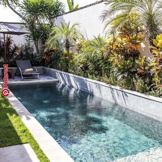20+ Tropical Garden Pool Design Ideas For Modern House ...