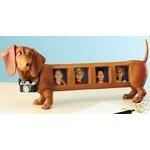 Dachshund Picture Frame - Hot Diggity - NIB ♥♥♥♥♥♥ dauchshund dauchshunds weenier weeniers weenie weenies hot dog hotdogs doxie doxies ♥♥♥♥♥♥