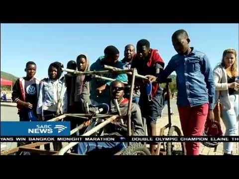 Africa Electric Car: Mpumalanga holds Electric Car Race Competition
