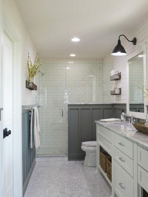 36+ Farmhouse bathroom ideas 2019 info