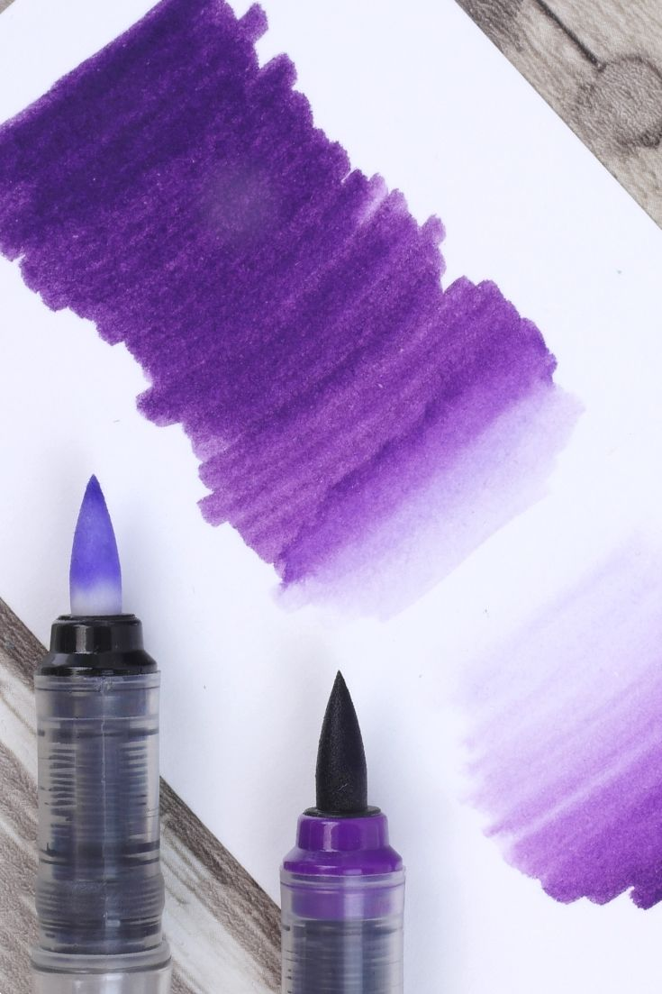 Did You Know That You Can Use The Karin Brushmarker Pro Blender To