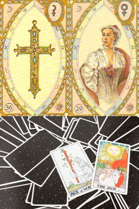 lenormand free fortune telling, sun lenormand and lenormand snake, free lenormand tarot and lenormand oracle cards. New psychic readings and tarot altar ideas.