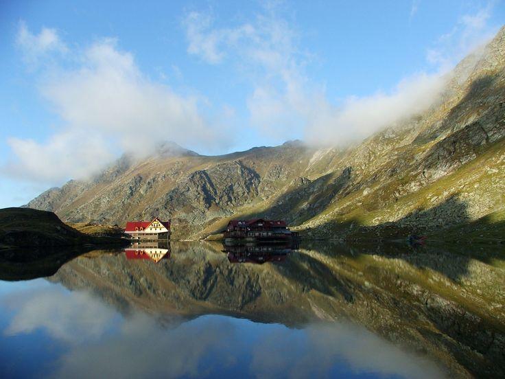 Fagaras Gebirge: Balea See